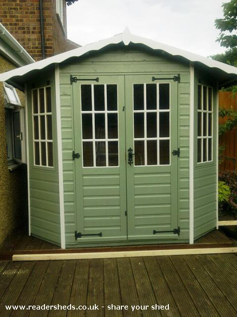 Scented Shed
