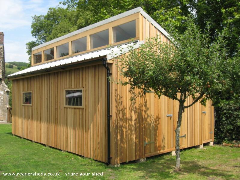 La Menuiserie Workshop Studio From Wortley Owned By