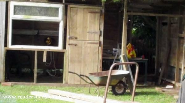 Photo of Beach Hut's, entry to Shed of the year