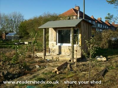 The Palletable Shed