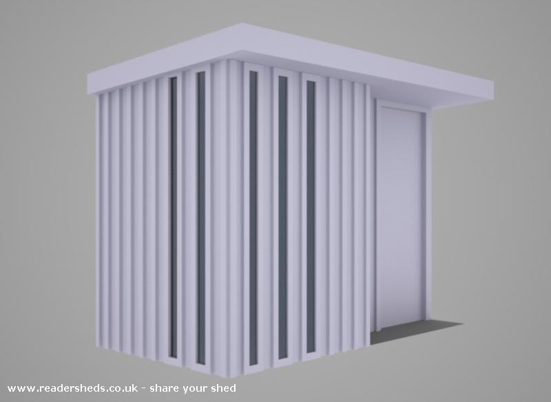 Photo of Concepto7, entry to Shed of the year-The Design