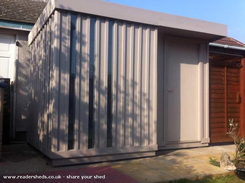Photo of Concepto7, entry to Shed of the year-The Relocation