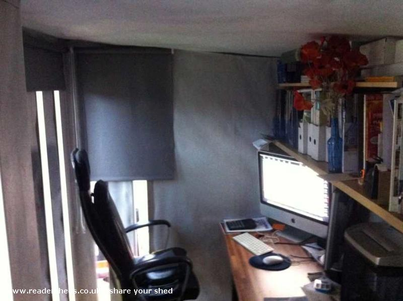 Photo of Concepto7, entry to Shed of the year-The Inside