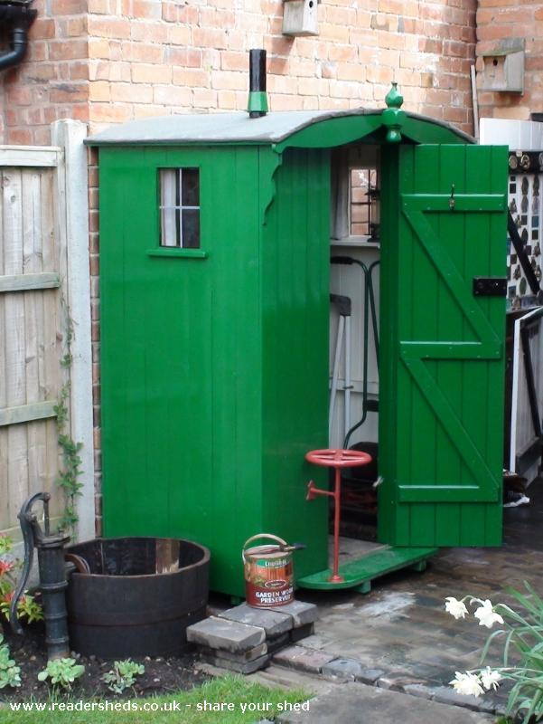 FRED'S SHED