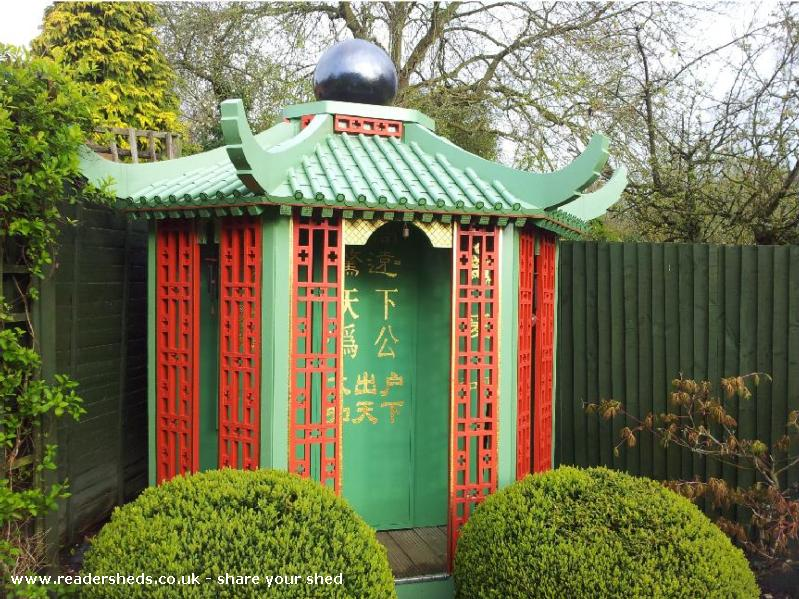 Chinese Shed
