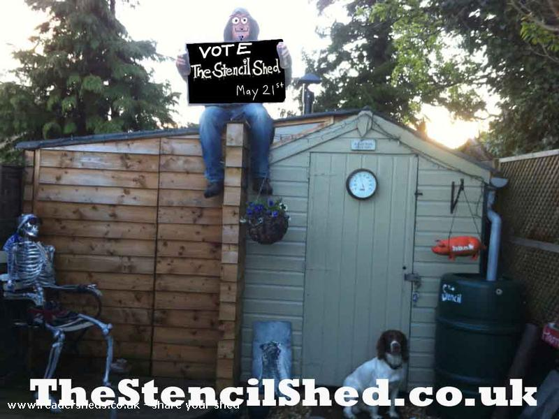 The Stencil Shed