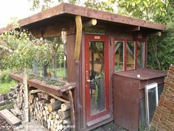Dave's Hobbit Hole - Dave Aspinall - Garden