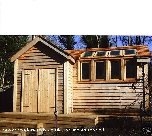Agustus 2016 more shed plans for Garden shed north wales