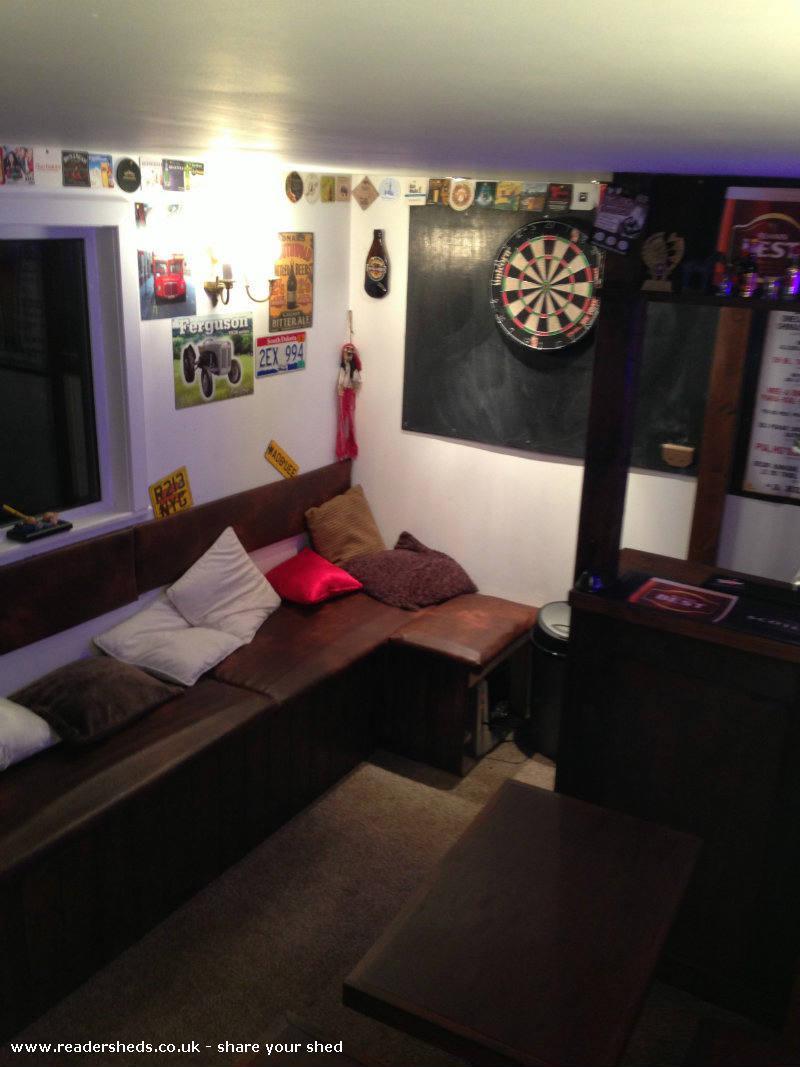 The Ginger Pub
