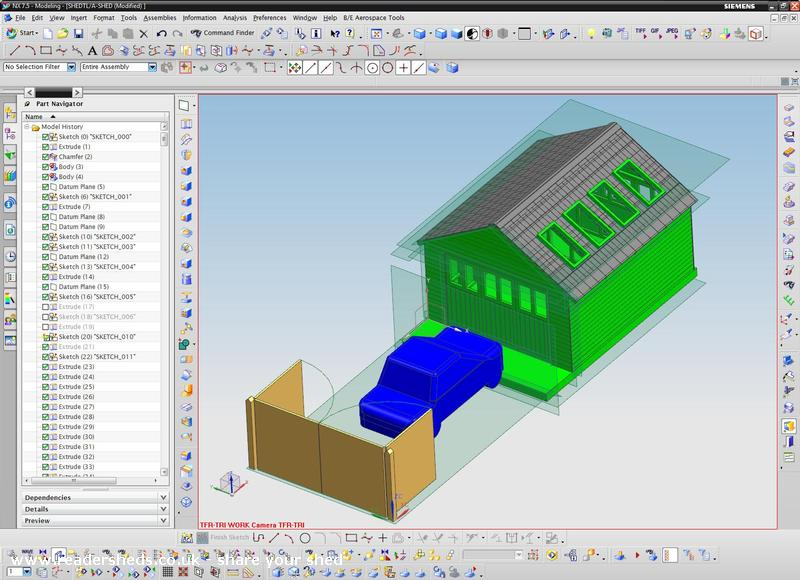 The CAD Workshop - Thomas - Computer hard drive