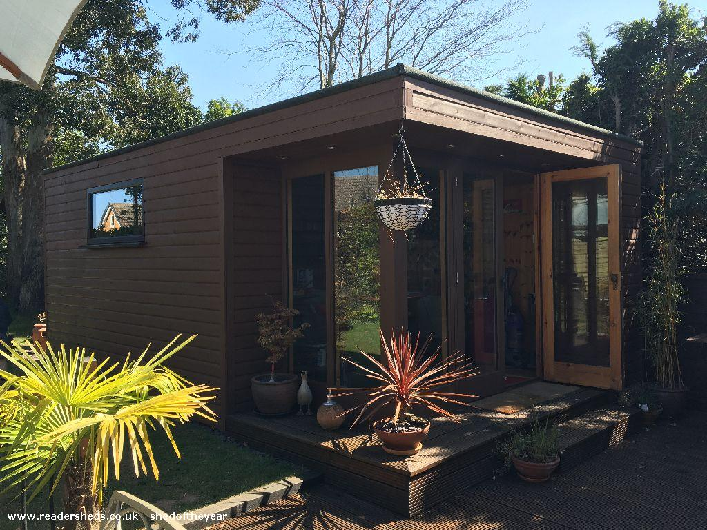 Photo of The Idea Room, entry to Shed of the year