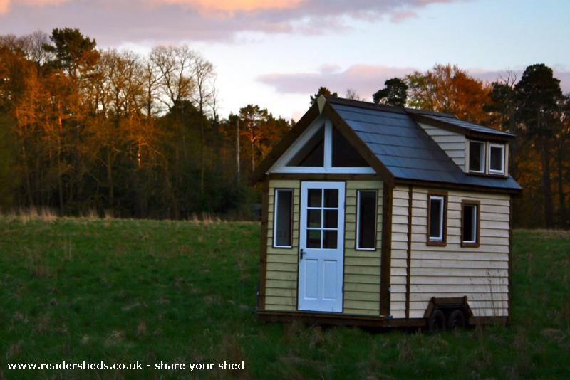 The Derry Tiny House