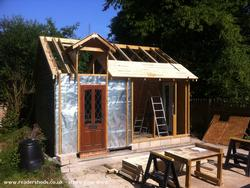 The shed - Kevin - Garden