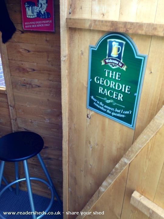 The Geordie Racer