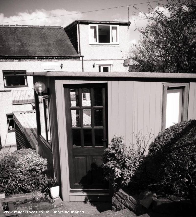 Photo of Denison Garden Studio, entry to Shed of the year