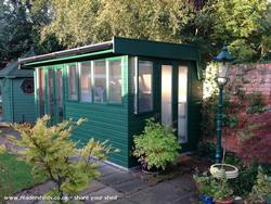 garden room / workshop - Keith Robinson - garden