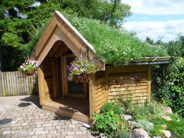 Jakeu0027s Camomile House, Unique From Garden Owned By Jeremy Blythe  #shedoftheyear