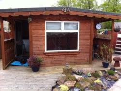 Dad's shed  - Richard Belgrove
