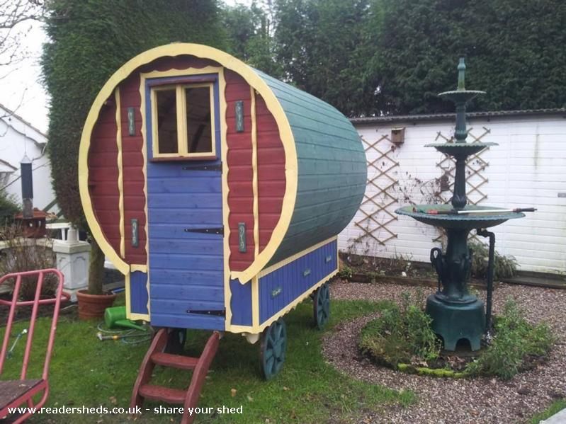 Photo of An Nostalgic Escape, entry to Shed of the year