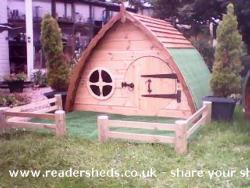 My Hobbit house - Jake Jones