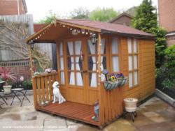 Poppy Cottage - William Woodhouse