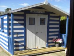 Jenny's Beach hut - Paul Bush