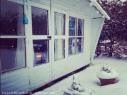 The Workshop - Ebba Goring - Garden