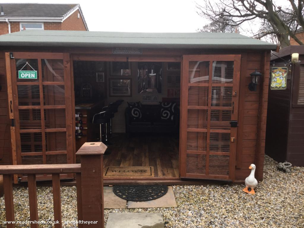 Photo of THE DRUNKEN DUCK, entry to Shed of the year
