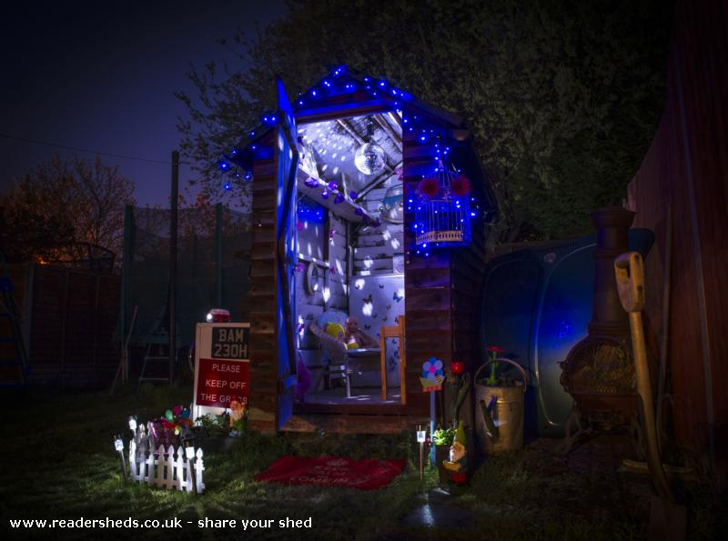 Photo of The Essex Retreat , entry to Shed of the year