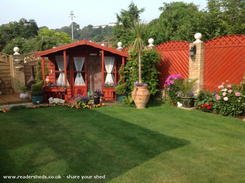 Gerry's hideaway - carole sullivan  - Garden