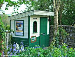 Adelstrop - Steve Beioley - Garden