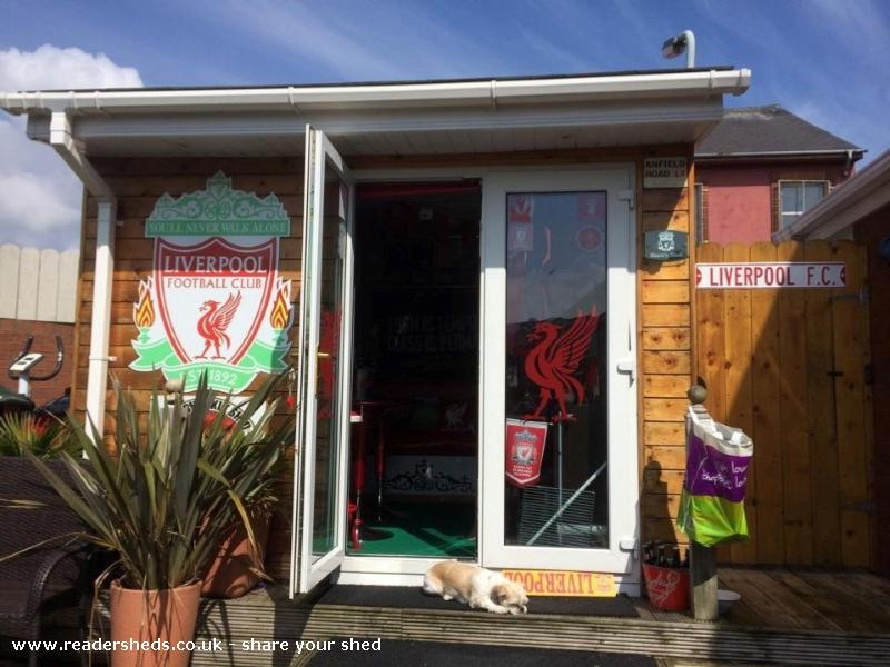 The Shankly Shed