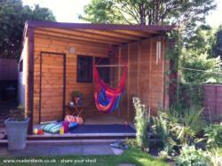 Jo's Crib - Johanne Andersen - Garden