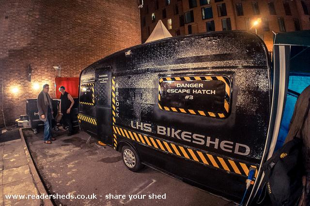 LHS Bikeshed