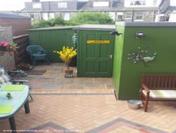 Wardys Poker Palace - Neil Ward - Rear Garden