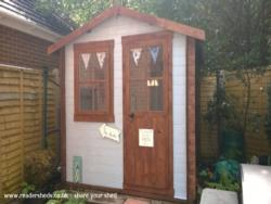 Glam shed - Marnie baker - Garden