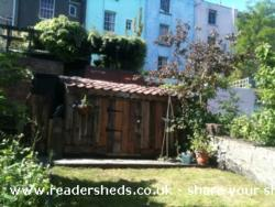 Shed - david hill - Garden