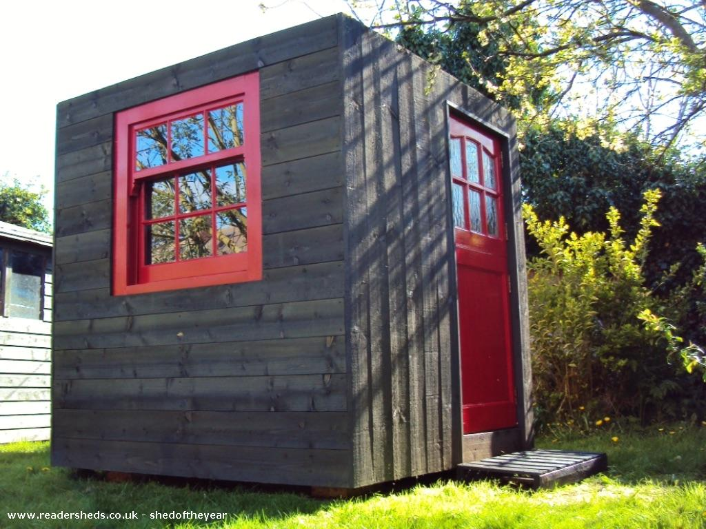 Photo of The poki, entry to Shed of the year-Exterior