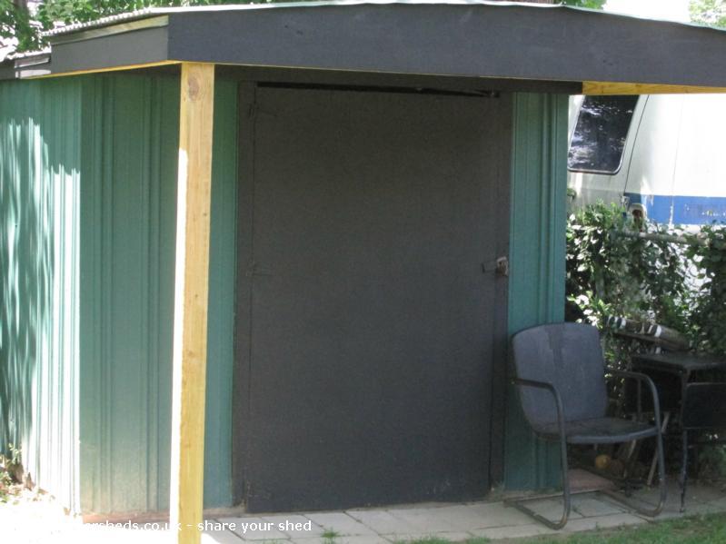 Kelty's Corner Pub - Brian Kelty - Backyard