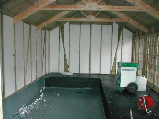 The Pool Shed
