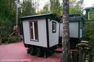 Circus Shed - ydrolina - uppsala, Sweden