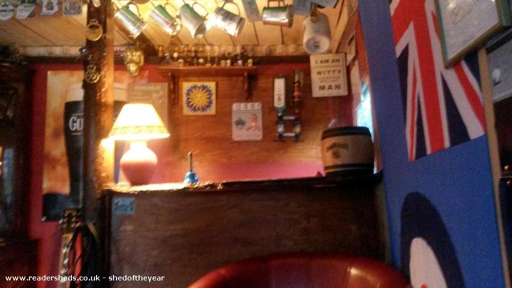 The Cock Inn - Rob Wadley - Weston-super-Mud