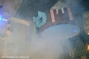 Lava lounge - Grant Gravenell - Bottom of the garden
