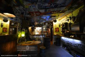 the shed - Mike MacWatt - back garden