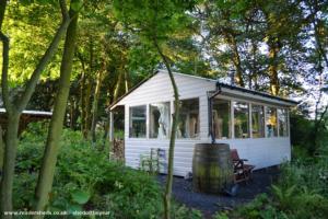 Studio Shed - Peter McLaren - Kirkcaldy, Fife