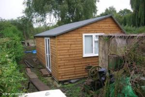 The shedifice - Nick - Mid-Garden