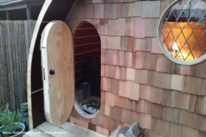 The Hobbit House - Sean Marsden - Garden