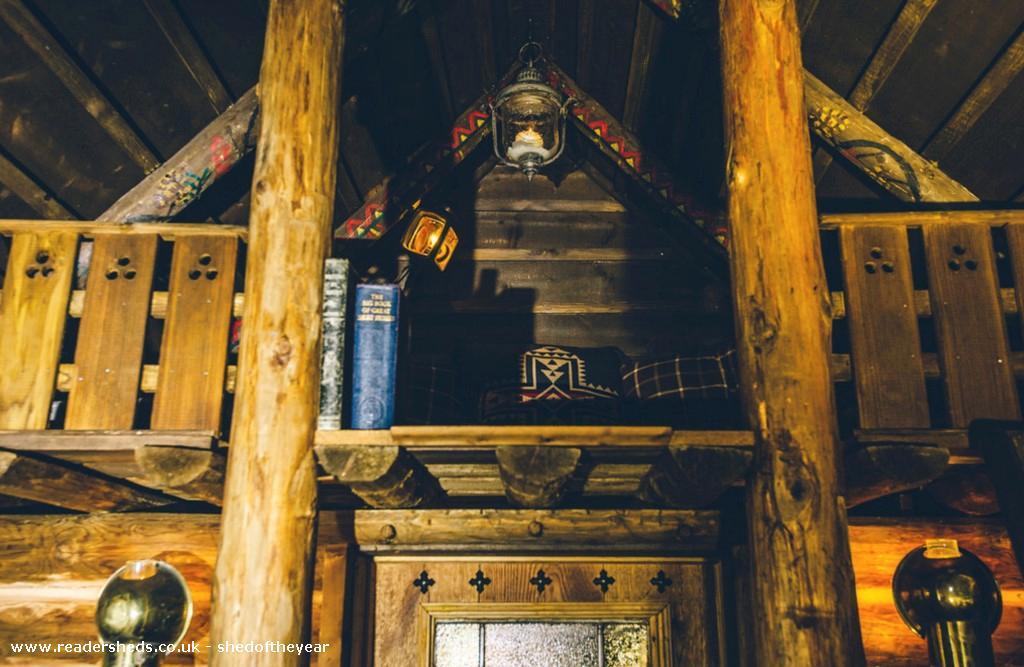 The Talliston Cabin Cabin Summerhouse From Garden Owned