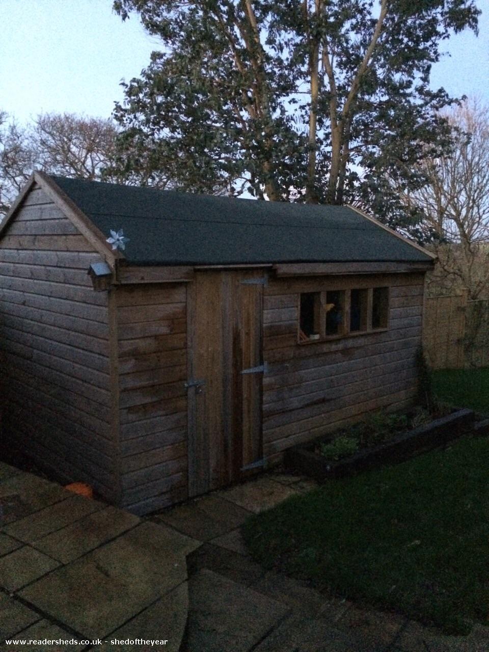 Paul's Sanctuary  - Paul Tuckfield - Garden