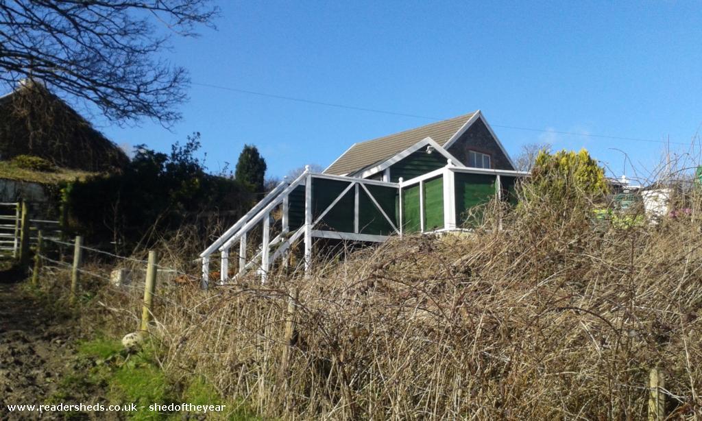 Panthywel farm office - Stephen perry - Panthywel farm